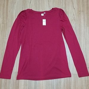 Gap Long sleeve shirts size M tall